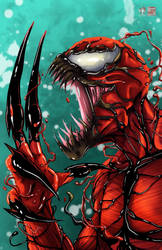 Carnage by TyrineCarver
