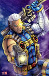 Cable by TyrineCarver