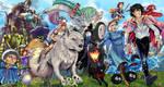 Miyazaki Tribute by TyrineCarver