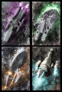Starship Splash