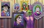 Joker .:Gallery of Faces:. 2019 UPDATE