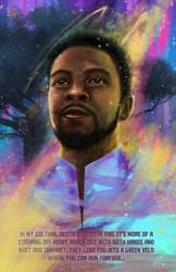Chadwick Boseman - in Memorium