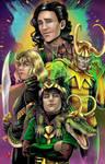 Lokis by TyrineCarver