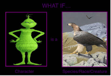 What if Grinch is Haast's Eagle? by mblairll