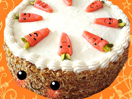++Chubby Carrot Cake++ by mkirby712