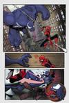 Spidey vs. Venom 1