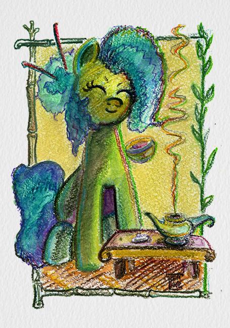 tea love by Maytee