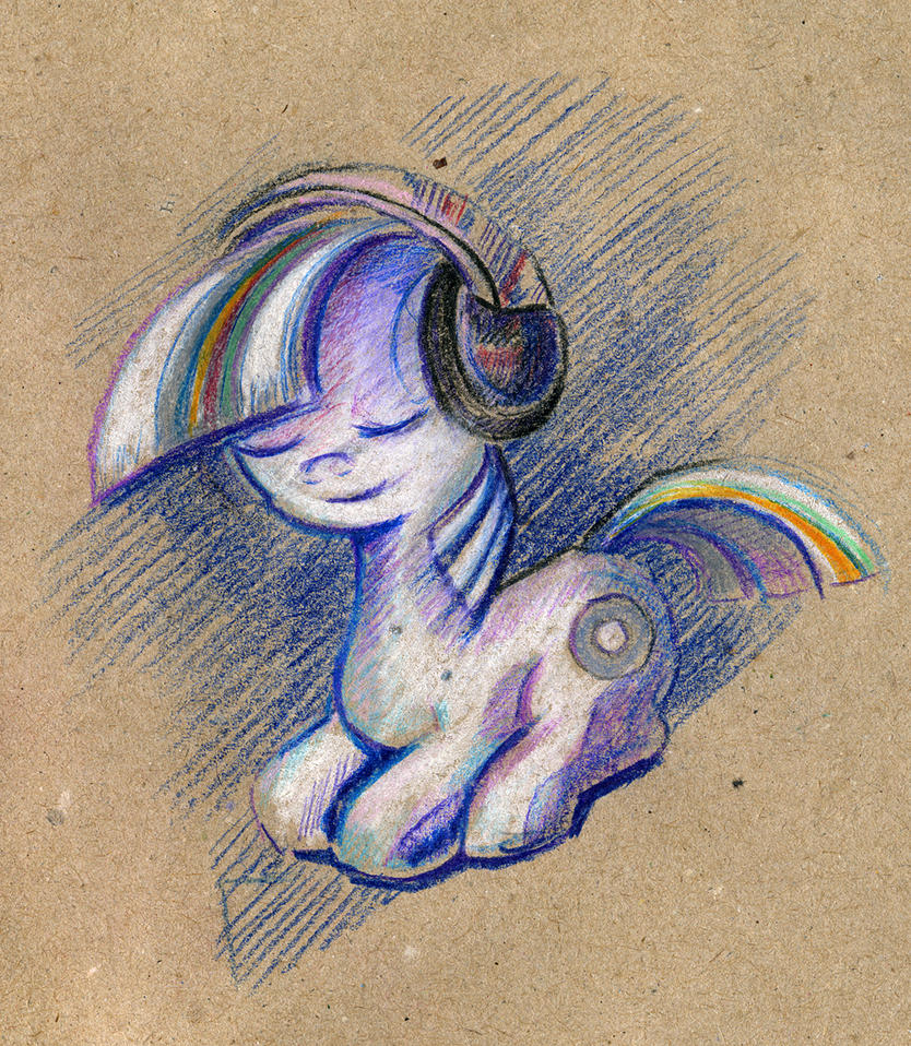 Ipod 3 ponofication by Maytee