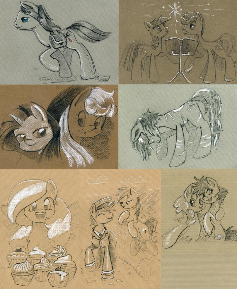 Sketches 03 by Maytee