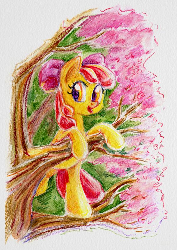 Applebloom by Maytee