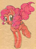 Just Pinkie by Maytee