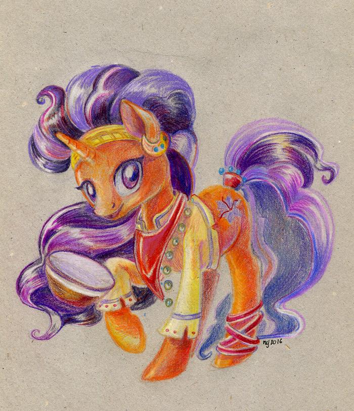 Saffron Masala by Maytee