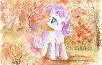 Autumn Belle by Maytee