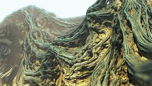Organic Terrain by ABoxModKali