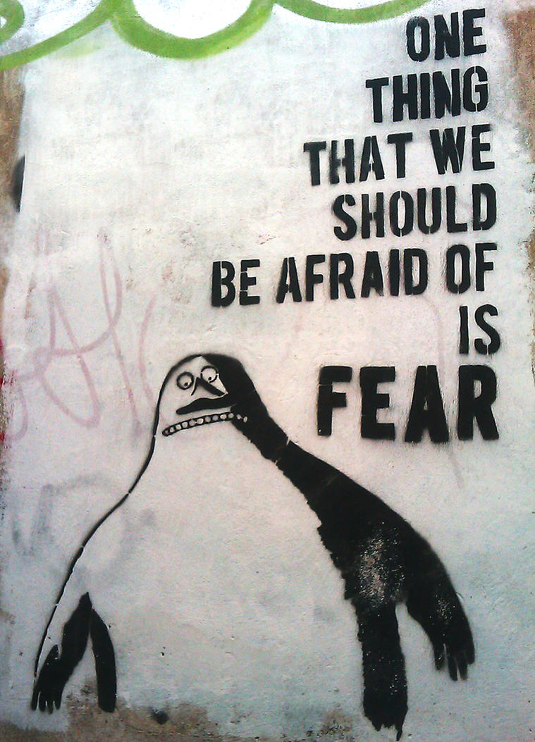 Fear by A6A7