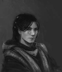 Helena portrait by A6A7