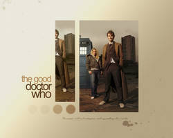 The Good Doctor Who by britmodtokyo