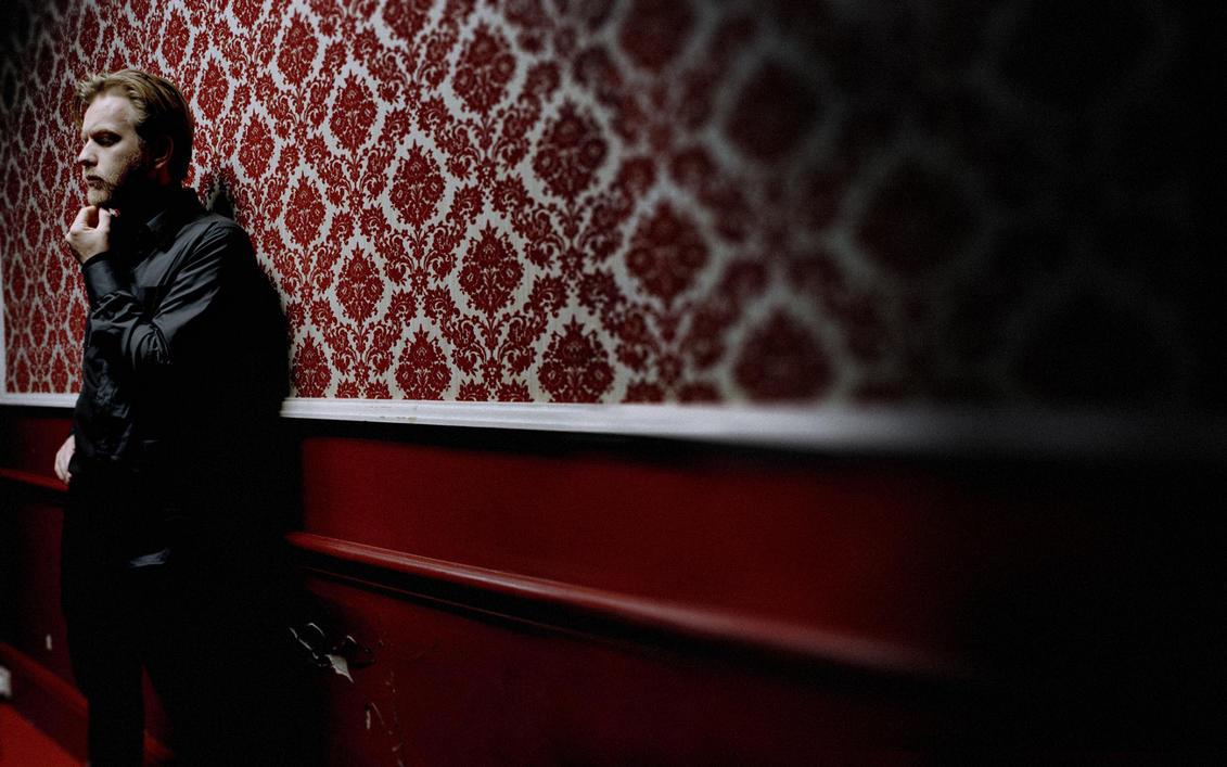 Ewan McGregor Damask by britmodtokyo