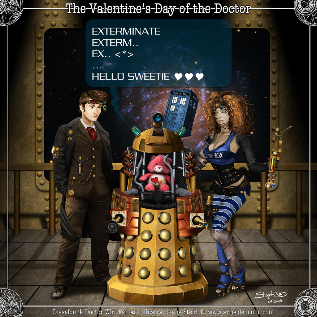 The Valentine's Day of the Doctor