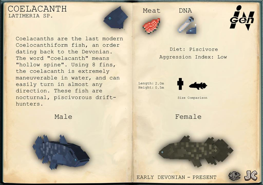 JurassiCraft 2.1 (1.102.2) - Парк Юрского Периода в Minecraft