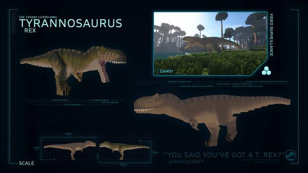 SPECIES PROFILE // Tyrannosaurus