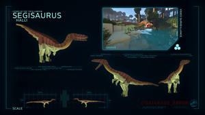 SPECIES PROFILE // Segisaurus