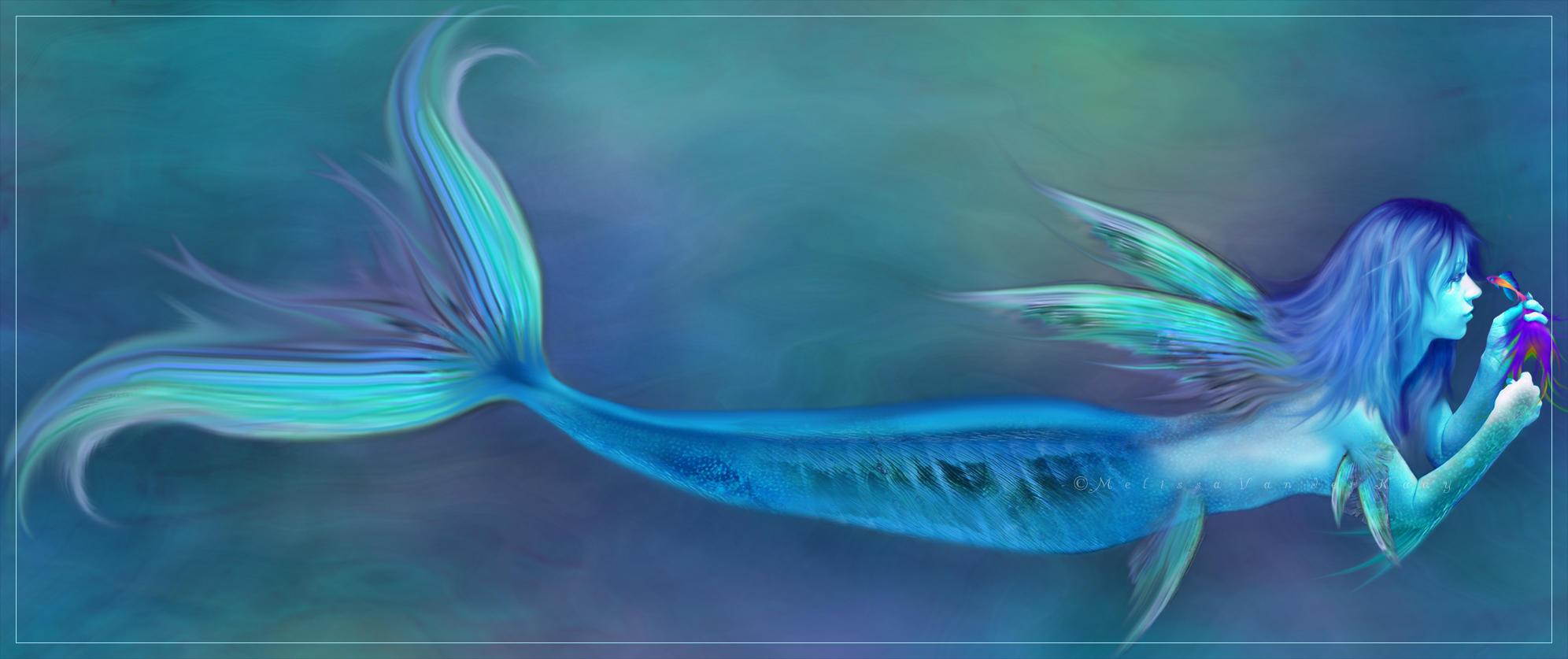 .:.Mermaid.:. by AquaLilia