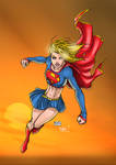 Supergirl by Mike Turner