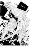 Hawkman versus Falcon