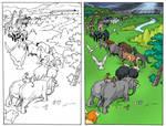 Bible Story 'Noah's Ark'