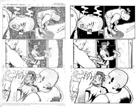 The Daemonstrous Chronicles P6