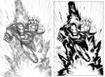 Iron Man by Stephen Platt