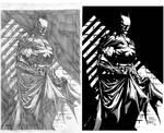 Batman in Shadows