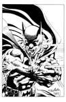 Batman Odyssey Ink