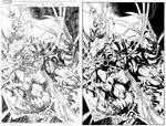 Wolverine Origin 36 Ink
