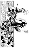 Wolverine by Tolibao by ernestj23