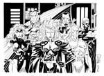 X-men Gold INK
