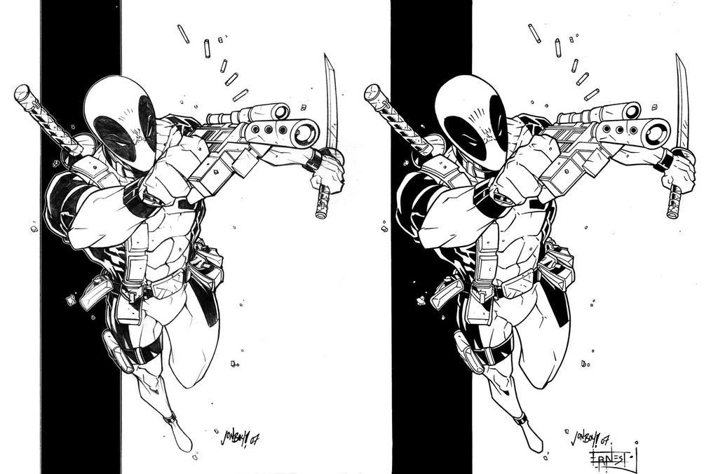 Deadpool by ernestj23