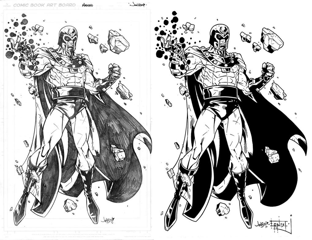Magneto by ernestj23