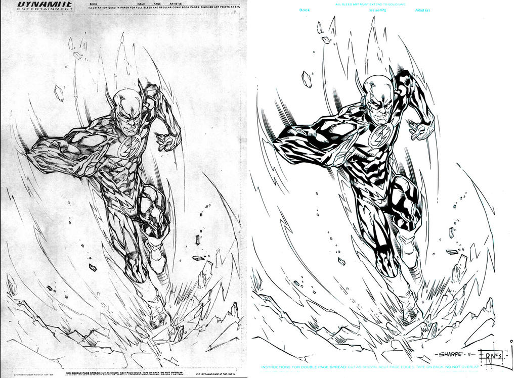 The Flash Ink