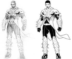 Hero Concept Art Ink-1