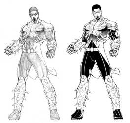 Hero Concept Art Ink-2