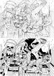 Hero Concept Art Ink-3