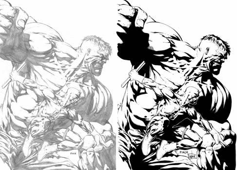 Hulk and DD