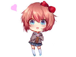SAYORI! by YandereChanArts