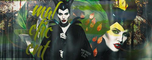Firma 'Maleficent' by Kodekenz