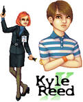 Kyle Reed TCP Round I