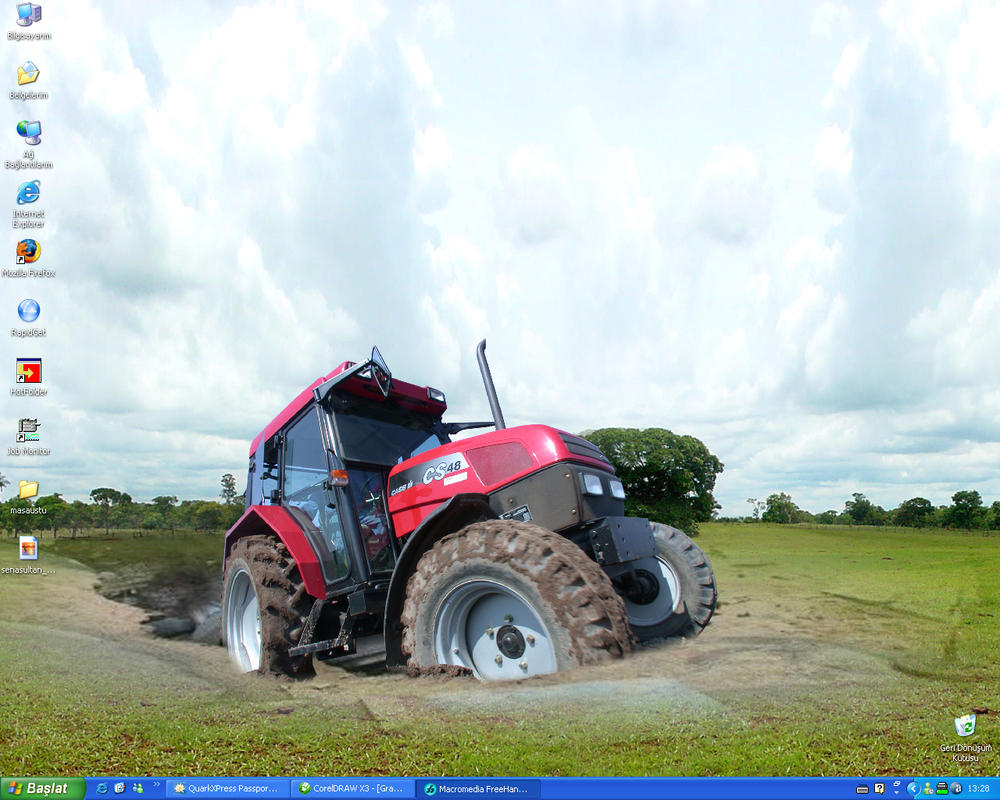 traktor by ediiip