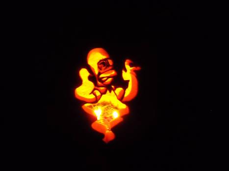 Ghost Homer