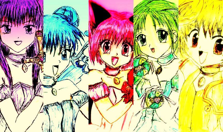 mew power wallpaper anime - photo #20